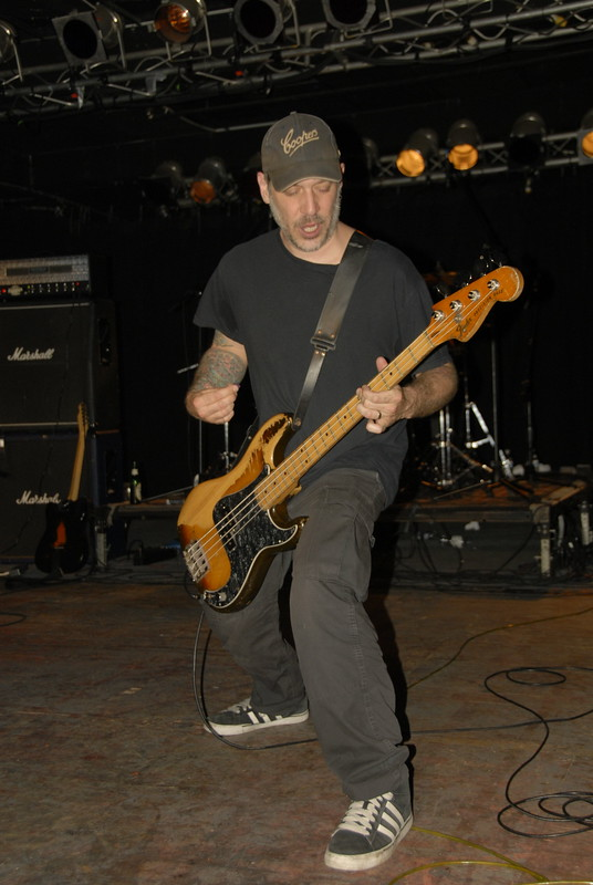 Dave Curran of Unsane
