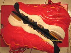 Nike Air Max Tempo – Char Aznable – Gundam Shoes (5)
