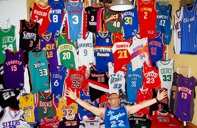 The Definitive Guide to Starting your Jersey Collection |