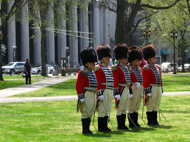 The 2nd Company Governor's Foot Guard