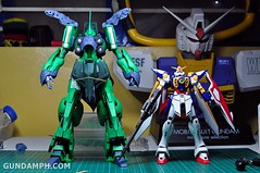 1-100 Kshatriya Neograde Version Colored Cast Resin Kit Straight Build Review (66)