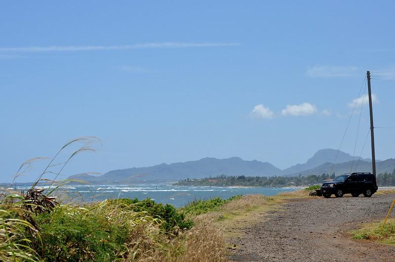 road to Kilauea