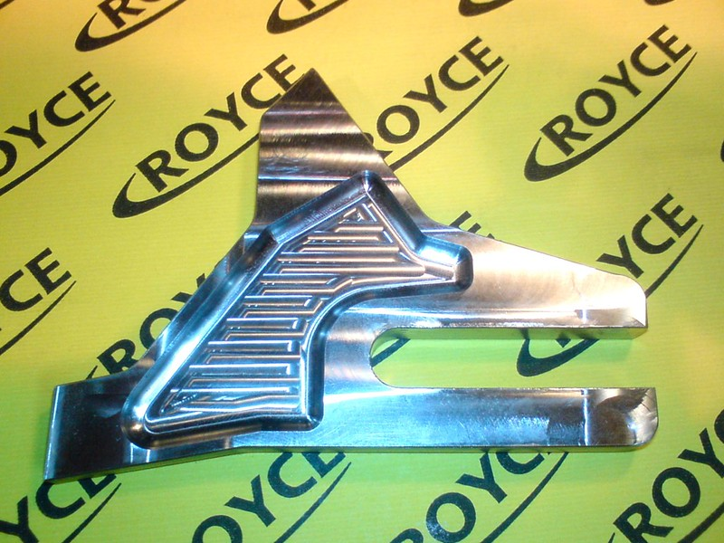 Royce 14R Drop out...