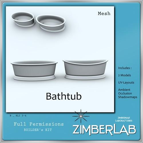 ZimberLab Tub B @ The Deck