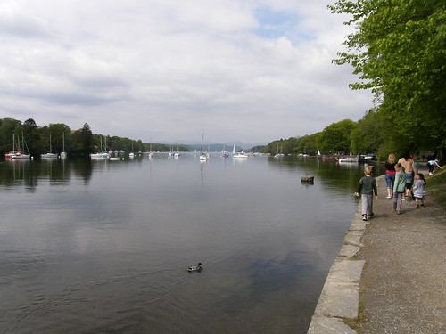 Windermere from Fellfoot Park
