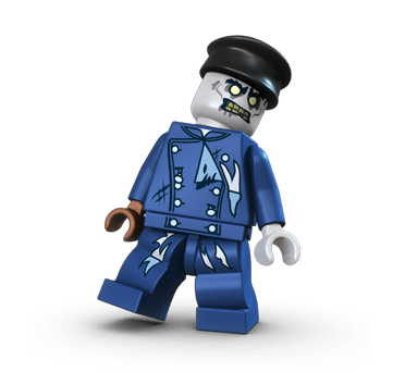 LEGO Monster Fighters Zombie Driver (Renfield)