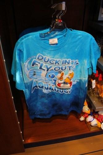 AquaDuck T-shirt