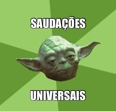 Meme Yoda