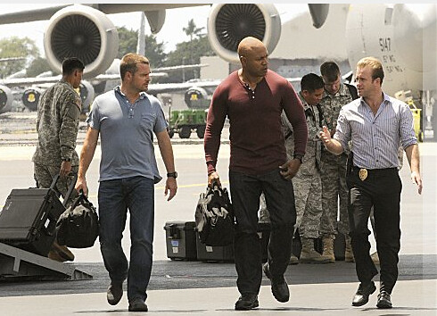 NCIS:Los Angeles & Hawaii Five-O
