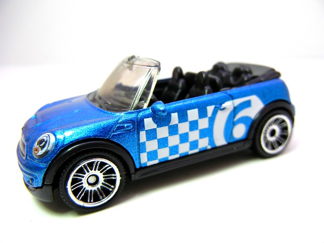 matchbox mini cooper s convertible (2)