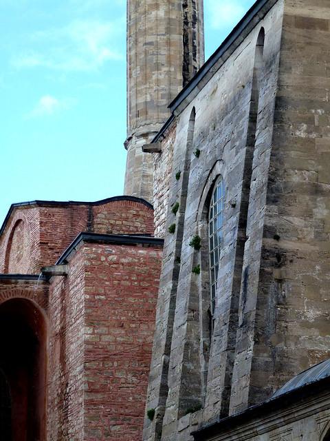Istanbul - avril 2012 - jour 8 - 029 - Sainte-Sophie (Ayasofya Cami Müzesi)