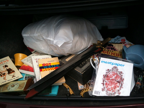 Junk In My Trunk 6-9-12