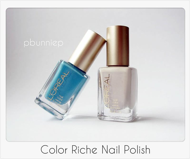 L'Oreal Colour Riche nail polish