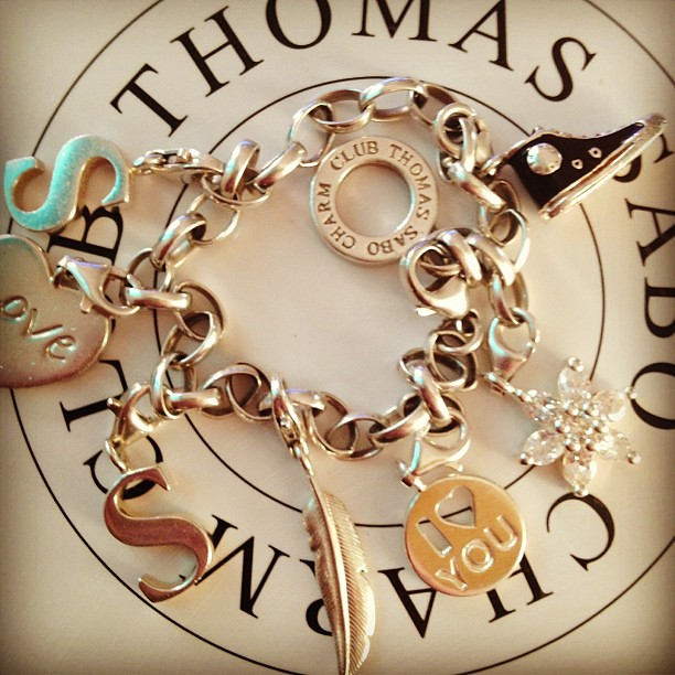SS =3years #thomassabo #iloveyou #braclet #love