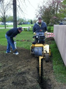 Trench Diggin'