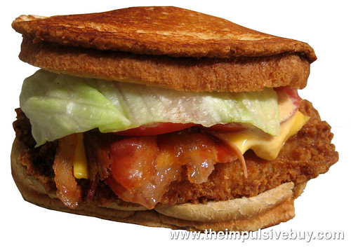 Jack in the Box Chipotle Chicken Club