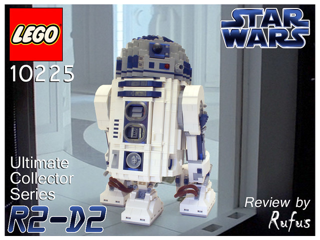 Review: 10225 R2-D2 by Rufus