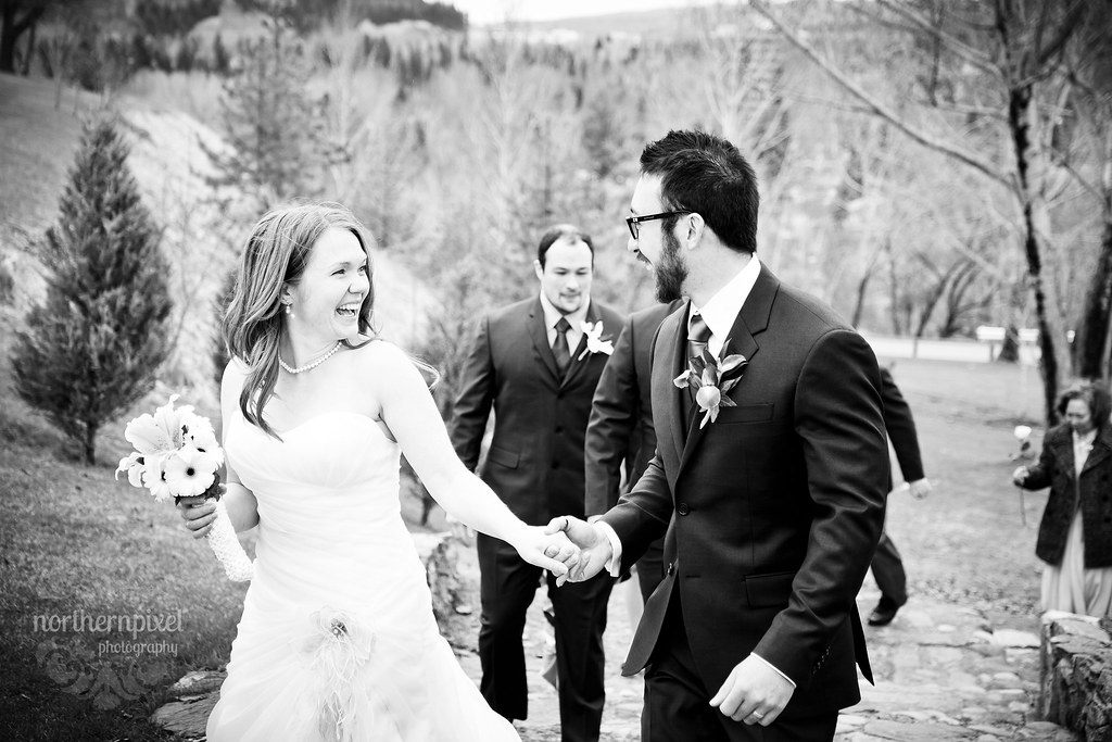 Sandra & Werner - Connaught Hill Wedding