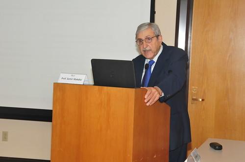 Prof. Samir Makdisi - AUB