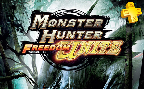 Plus - Monster Hunter Freedom Unite