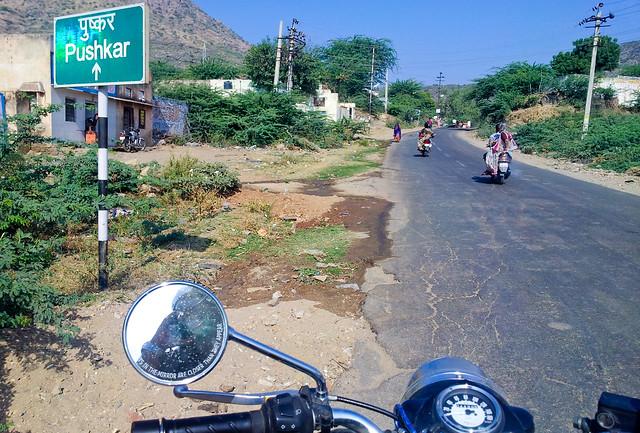Heading to Pushkar!