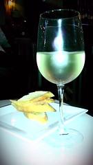 Wrath Sauvignon Blanc at Sidecar