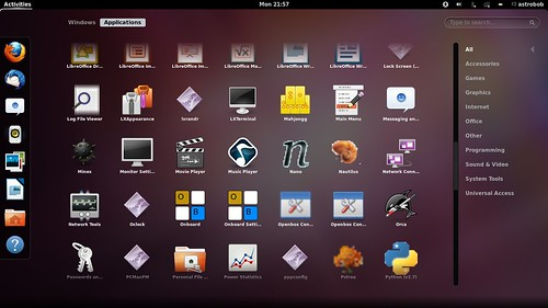 Gnome 3 on Ubuntu 12.04 Beta 2