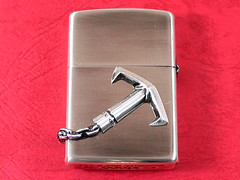 Gundam Hammer  Theme lighter (3)