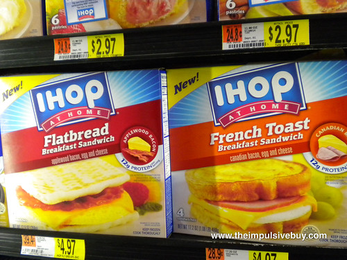 New IHOP products