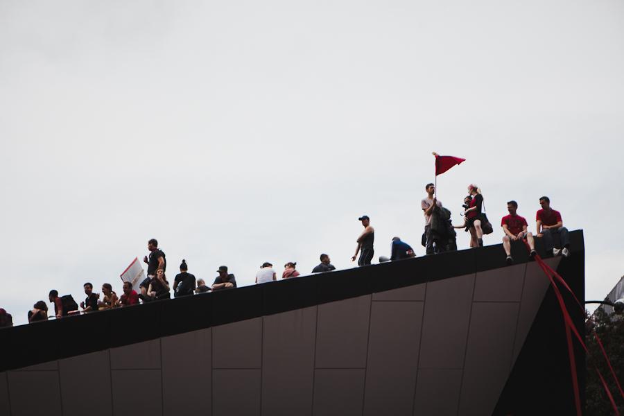 Grande manifestation du 22 Mai : 100 jours de mépris, 100 jours de résistance [photos Thien V]