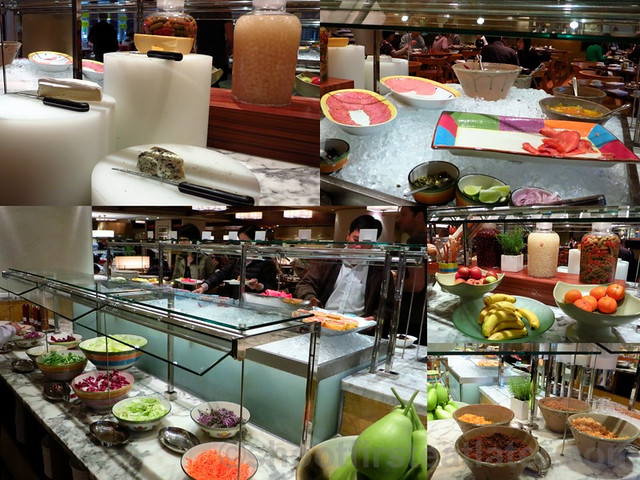 Buffet Breakfast at Cafe, Grand Hyatt Taipei-004