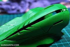 1-100 Kshatriya Neograde Version Colored Cast Resin Kit Straight Build Review (70)
