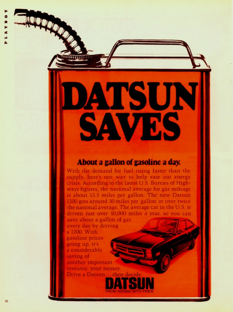 Datsun Saves