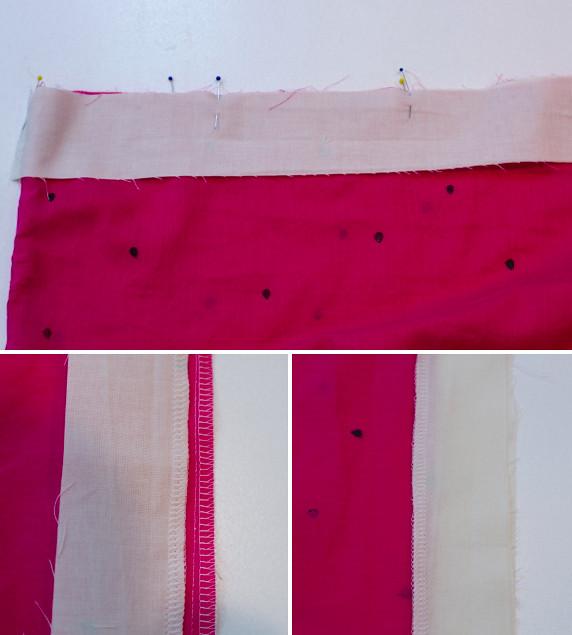 fruit stripe skirt tutorial-1