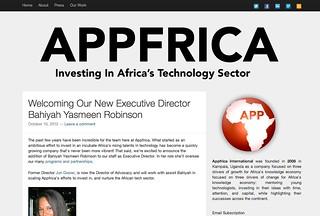 Appfrica Circa 2012