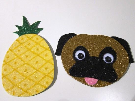 Pineapple & Pug