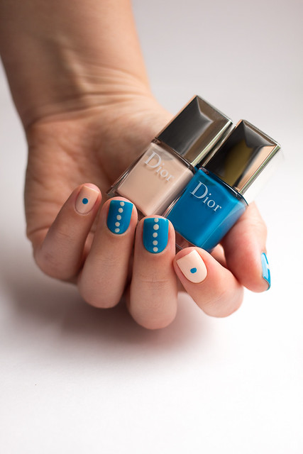 02 Dior Polka Dots #001 Pastilles summer 2016 collection swatches Ann Sokolova