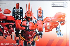 Formania Sazabi Bust Display Figure Unboxing Review Photos (9)