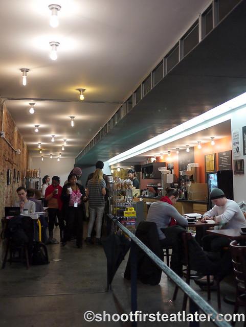 Chinatown Coffee, DC-003