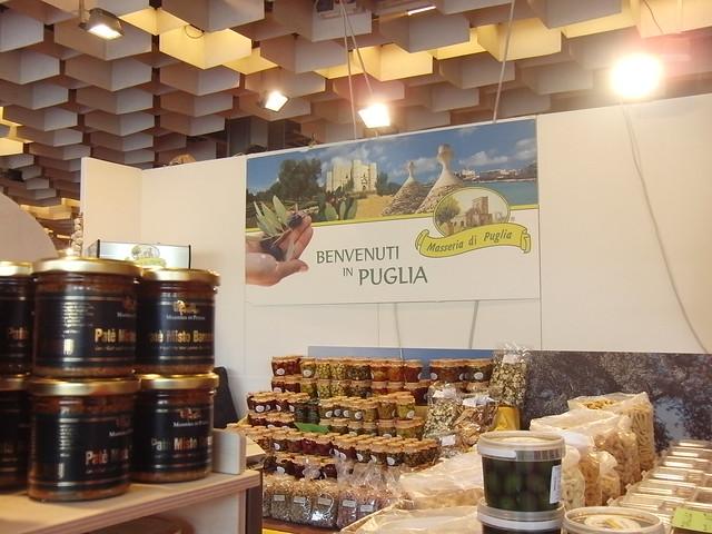 Mostra artigianato a Firenze. I prodotti tipici della Puglia