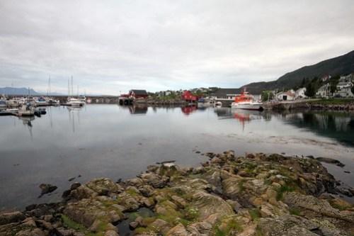 Småbåthavn og loshavn