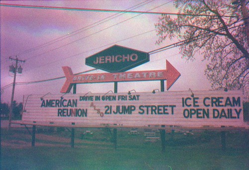 Jericho Drive-in Marquee KDR LR