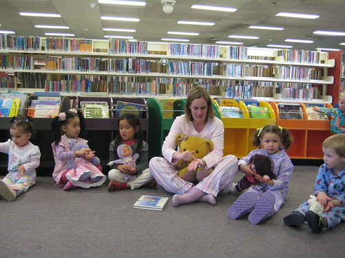 PJ Storytime at Campbelltown Library