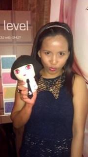 Shu Momo Doll