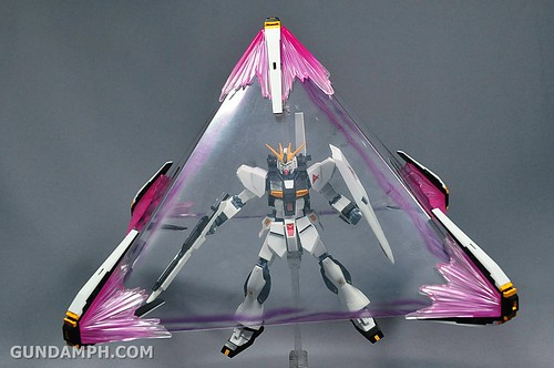 Robot Damashii Nu Gundam & Full Extension Set Review (86)