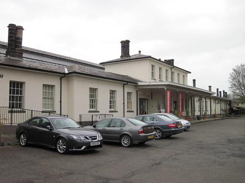 Darlington North Road Station