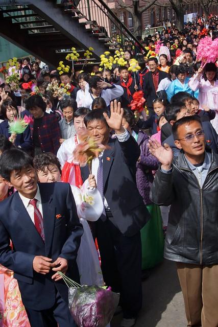 Pyongyang Celebrations