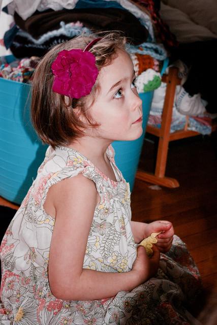 sadie's 5th birthday karen