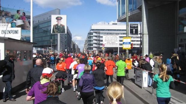 Berlin Half Marathon 2012