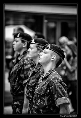 Armed Forces Day by Dervish Images